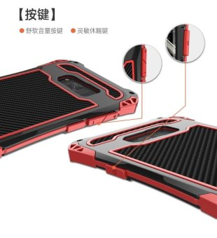 For Samsung Galaxy S8 Plus Shockproof Case Sports Phone Case BumperCover - intl - 4