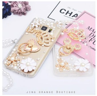 For VIVO V5 Plus Hard Phonecase Fashion Phone Case Cover CasingCases With Ring Stand - intl - 2