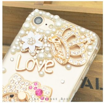 For VIVO V5 Plus Hard Phonecase Fashion Phone Case Cover CasingCases With Ring Stand - intl - 3