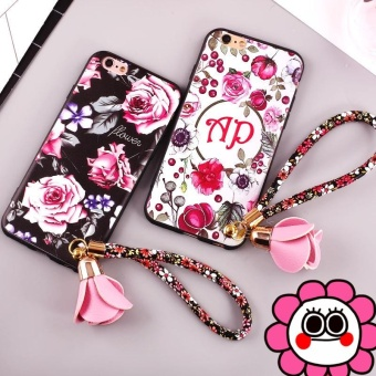 For VIVO V5(V5s)Soft Phone Casing Flower Case Fashion Phone Cover -intl - 2
