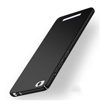 For Xiaomi Mi 4i/4c 360 degrees Ultra-thin PC Hard shell phonecase/Black - intl Price Philippines