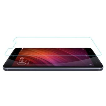For Xiaomi Redmi 4X Clear Thin Tempered Glass HD Front Screen Protector Film .