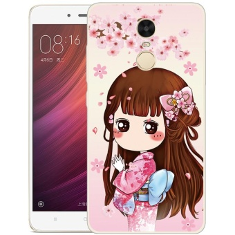 Painting Protective Case Back Cover(Multicolor. Source · For Xiaomi Redmi .