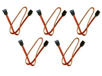 Foxconn Sata Data Signal Cable Set of 5