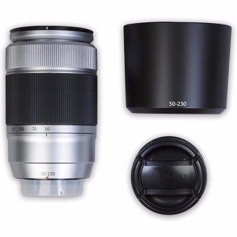 Fujifilm Fujinon XC 50-230mm f / 4.5-6.7 OIS II LENS sliver NO BOX - intl - 3