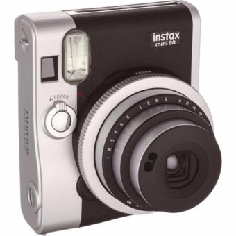 Fujifilm Instax Mini 90 Neo Classic Instant Film Camera - [Black] - intl - 2