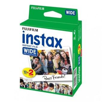 Fujifilm Instax Wide White Edge Instant 80 Film for Fuji Wide 210,300 Instant Camera - 5