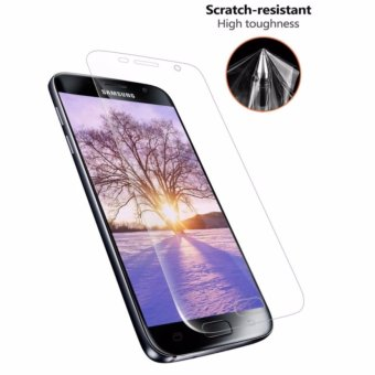 Galaxy S7 Edge Screen Protector, LucaSng [3-Pack][HD Ultra Clear Film] [Full Coverage] PET Screen Protectors - intl - 5