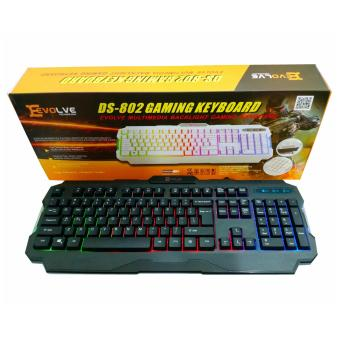 Gaming keyboard Evolve DS-802