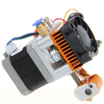 Geeetech MK8 3D Printer Extruder 0.3mm Nozzle/1.75mm Filament -Silver - 5