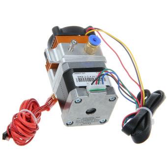 Geeetech MK8 3D Printer Extruder 0.3mm Nozzle/1.75mm Filament -Silver - 4