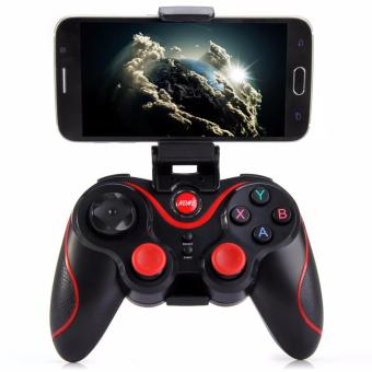 Gen Game S5 Wireless Bluetooth Gamepad Controller with Bracket(Black) Price Philippines
