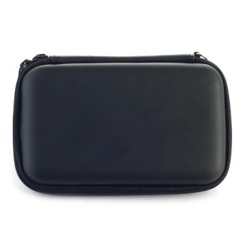 Generic EVA Carry Hard Case Cover Pouch Sleeve for Nintendo 3DS - Black (Intl)