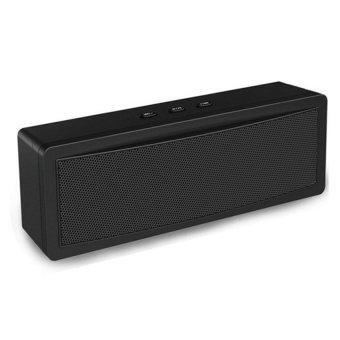 Genesis B-21 Mini Portable Bluetooth Speaker (Black)