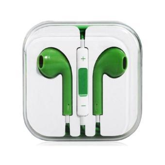 Gifts Galore Earphone Headset (Green)