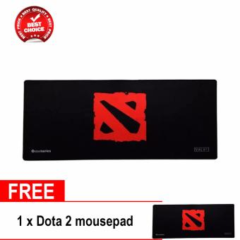 Gigaware Dota 2 Extended Mousepad for Gaming (Buy 1 take 1)