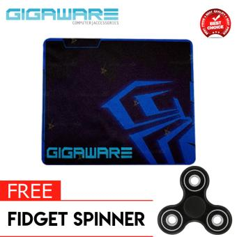Gigaware Gaming Mousepad with FREE Fidget Spinner