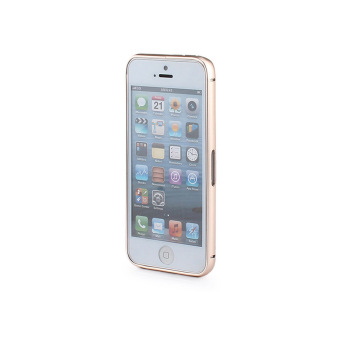 Gold Aluminum Metal Bumper Frame Case Cover For Apple iPhone 5 / 5S/ SE - 4