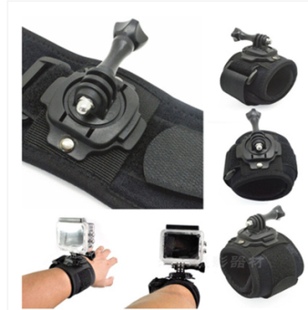 GoPro Extended Version 360 Degree Rotating Wrist Camera Strap
