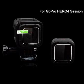 Gopro Hero 4 session Waterproof Screen Protectors Lens film forGopro Hero 4 session Camera Accessories