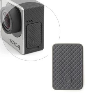 GoPro USB Side Door Cover Replacement for Go Pro Hero 4 3+ 3 Black Silver