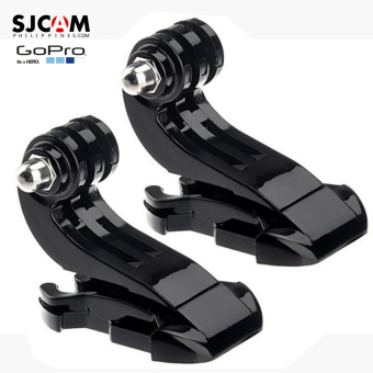 GP20 Accessories 3-Way Pivot Arm Mount Assembly Extension StraightJoint for Gopro Hero 4/3+/2/1/SJ4000 Camera Set of 2