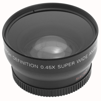 Gracefulvara Wide Angle And Macro Conversion Lens 58 mm - picture 2