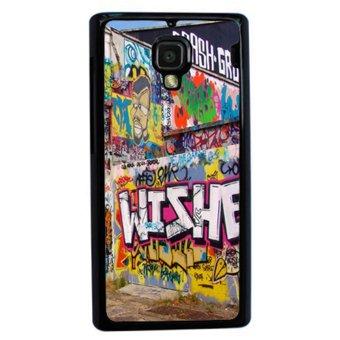 Graffiti Art Style Pattern Phone Case For Xiaomi Mi4