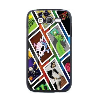 Graffiti Pattern Phone Case for Samsung Galaxy S3 (Black)