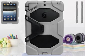 Griffin Survivor Military Hard Case for iPad Mini 1 / 2 / 3 (Grey) - 2