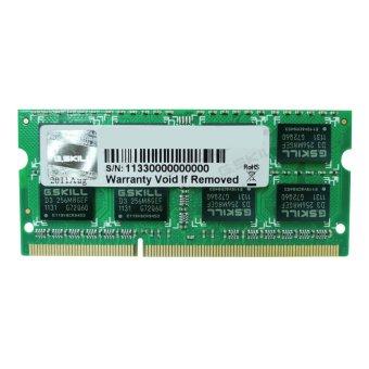 Gskill F3-1600C11S-4GSL 4GB DDR3L 1600 Laptop Memory
