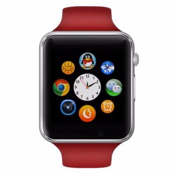 GT08 Camera Smart Watch Phone Wrist Smartwatch Support SIM foriPhone Android Smartphone - 2
