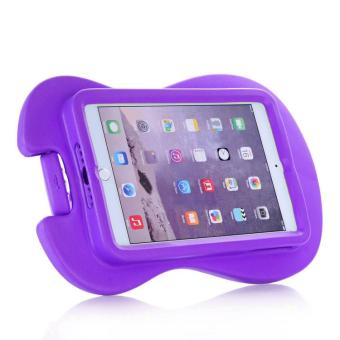 Guitar Silicone Case anti dropping Protective sleeve Cover For iPadmini 1 / 2 / 3 / 4 (Purple)
