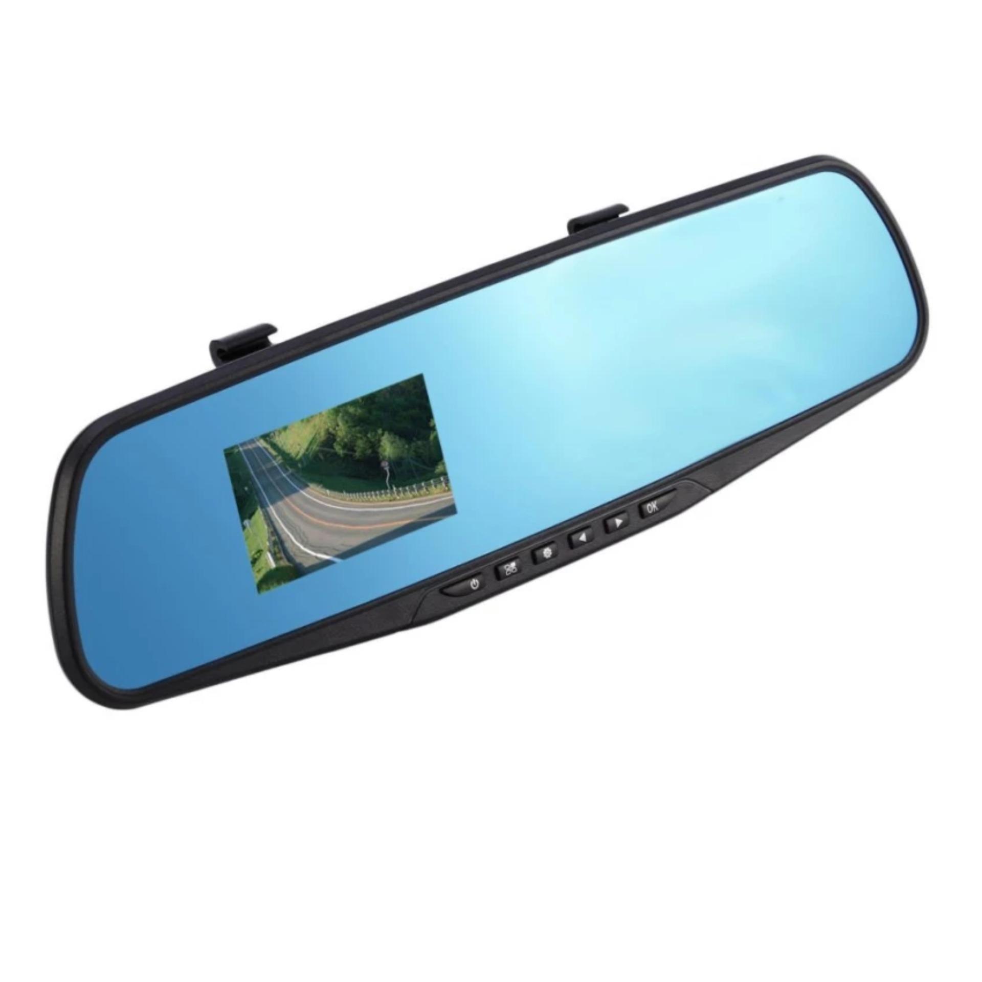 H-99 LCD HD Car DVR Car Camera Dash Cam Video Recorder RearviewMirror Vehicle DVR