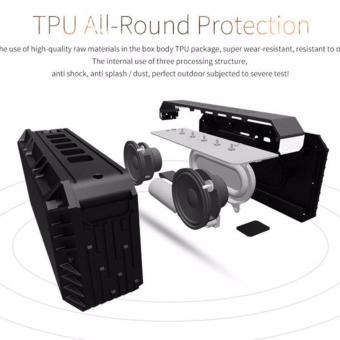 Hades V3 Speaker Outdoor Shock/Impact/waterproof Bluetooth Speaker - 4