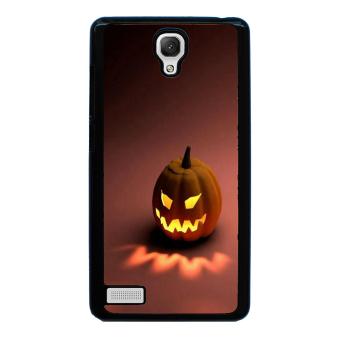Halloween Pattern Phone Case for Xiaomi Redmi Note (Black)