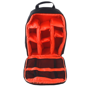 Hanyu Digitale DSLR Camera Bag (Orange)