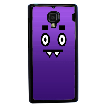 Happy Funny Expression Pattern Phone Case For Xiaomi Mi4