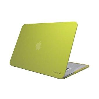 "Hard Candy Hard Shell Mac Book Air 13"" Case (Lime) - 2"