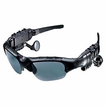 Headset Sunglasses MP3 Player with Bluetooth Sun Glasses with FreeMini Monopod - 2
