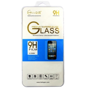 Hello-G Tempered Glass Protector for Asus Zenfone 4 Max