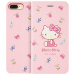 Hello Kitty iphone7/7plus cartoon flip-Apple whole package Leather cover phone case