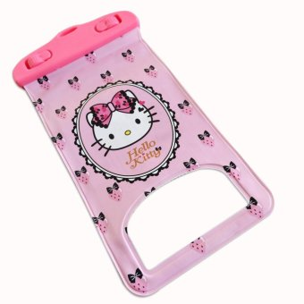 Hello Kitty waterproof bag for cellphone Price Philippines