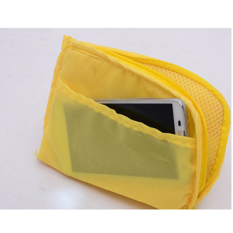 HengSong Small Camera Phone Storage Bag Yellow - picture 2