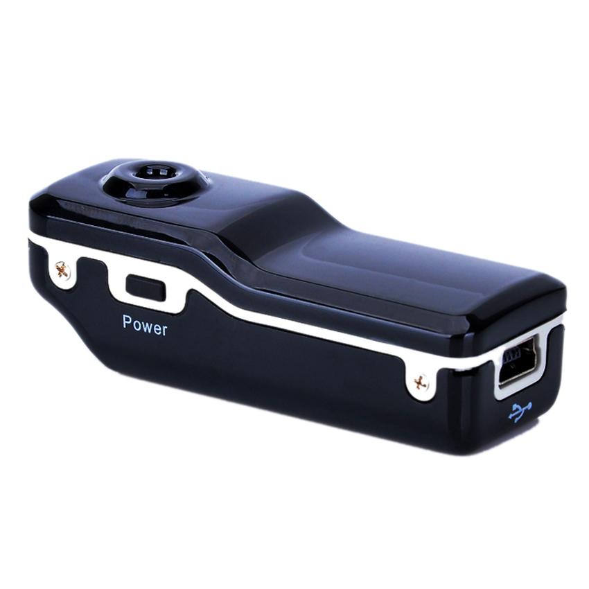 Hidden Small Mini DV MD80 Pocket Camcorder Sports DVR VideoCameraSpy Webcam (Black)