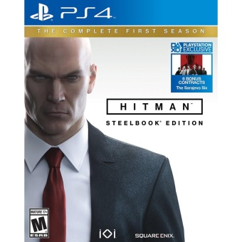 HITMAN THE COMPLETE FIRST SEASON PS4 GAME R3,R1 MINT CONDITION