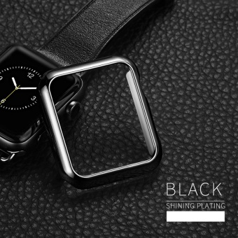 HOCO 42MM Protective Case for Apple iWatch2 Colorful Hard PlasticCover for Smart Watch Shell Protection Bumper - intl - 3