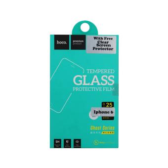 Hoco H309 Full Range Tempered Glass for iPhone 6 Plus (White)