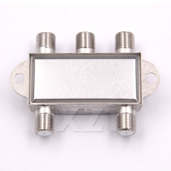 Hot Newest 1pcs Free TV DiSEqC Switch 4x1 DiSEqC Switch satelliteantenna flat LNB Switch for TV Receiver - intl - 2