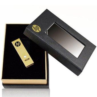 HP C335w USB Flashdrive 2.0 16GB (Gold) - 4
